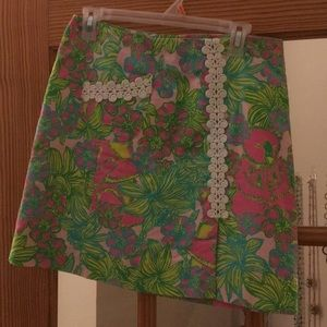 Lilly Pulitzer Size 4 Skirt